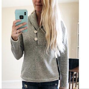 North face medium sweater